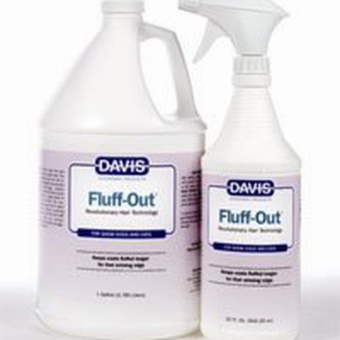 Davis Fluff Out Spray