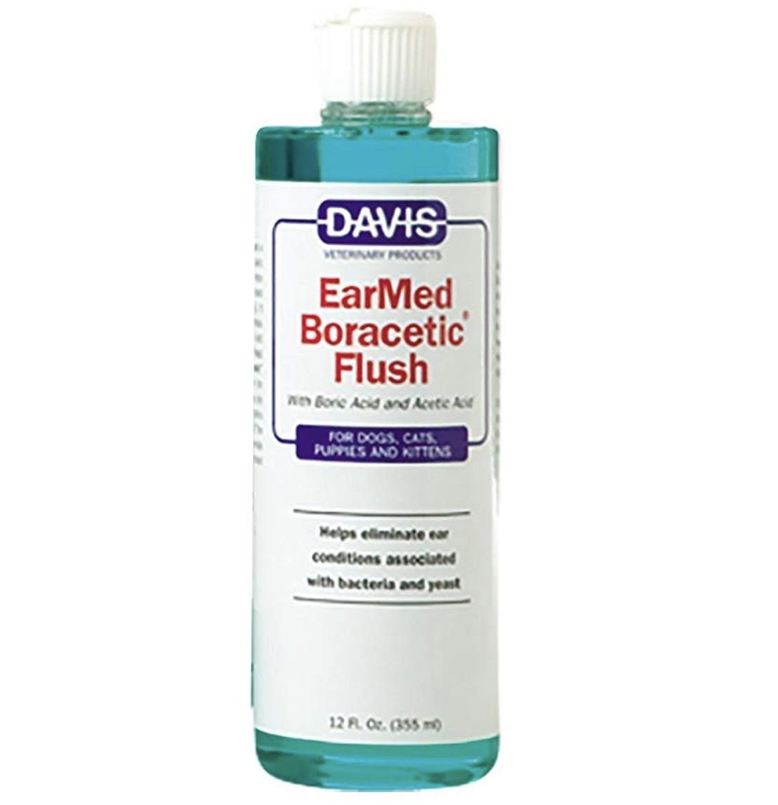 Davis EarMed Boracetic Flush