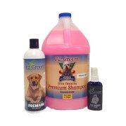 EZ Groom Ultra Rich Powder Soft Shampoo, Conditioner & Cologne