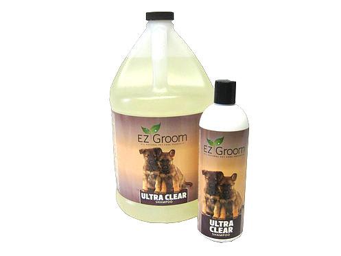 EZ Groom Ultra Clear Shampoo