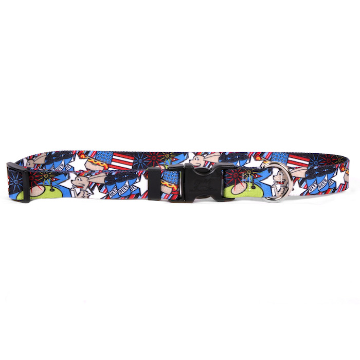 Yellow Dog Design American Dream Collar