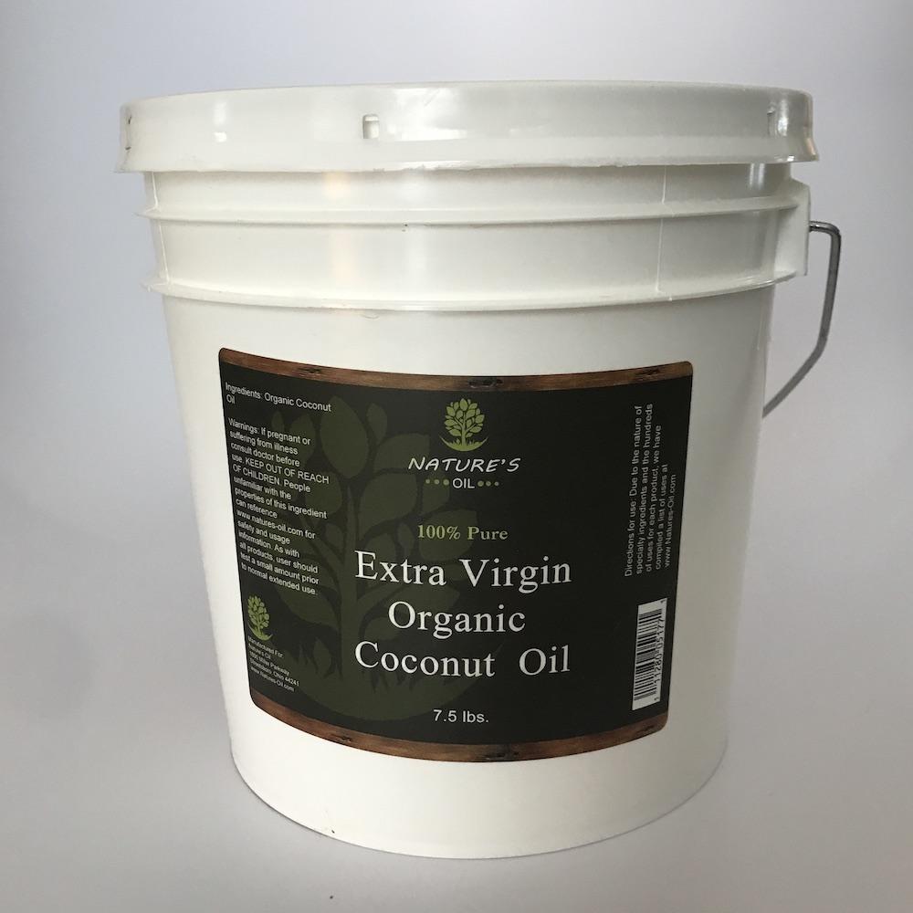 Extra Virgin Organic Coconut Oil