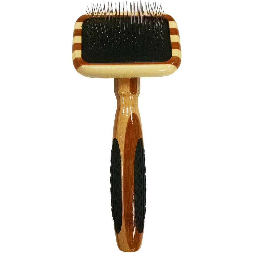 Bass small soft slicker brush