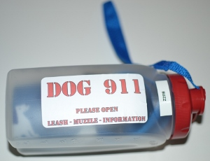 dog emergencies prep