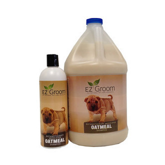 EZ Groom Medicated Oatmeal Shampoo & Conditioner