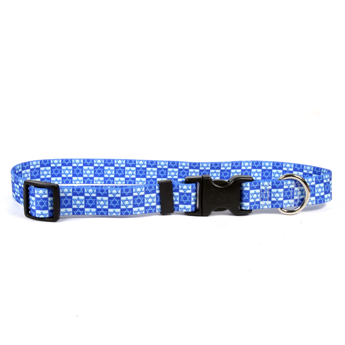 Yellow Dog Design Hanukkah Collar, Harness & Leash