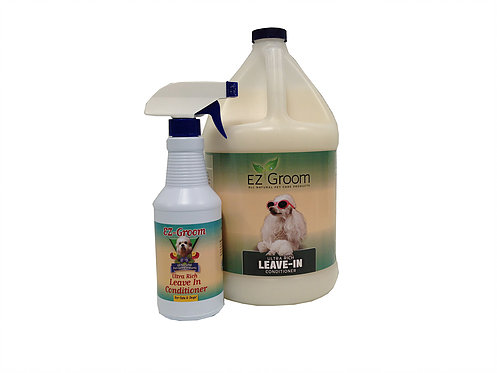 EZ Groom Ultra Rich Leave In Conditioner