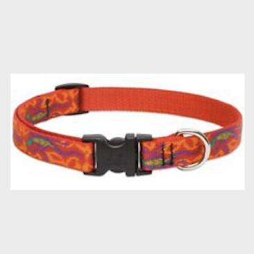 Lupine Go Go Gecko Collar