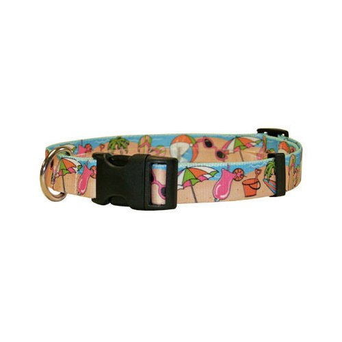 Yellow Dog Design Beach Party Collar, Harness & Leash