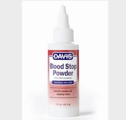Davis Stop Blood Powder