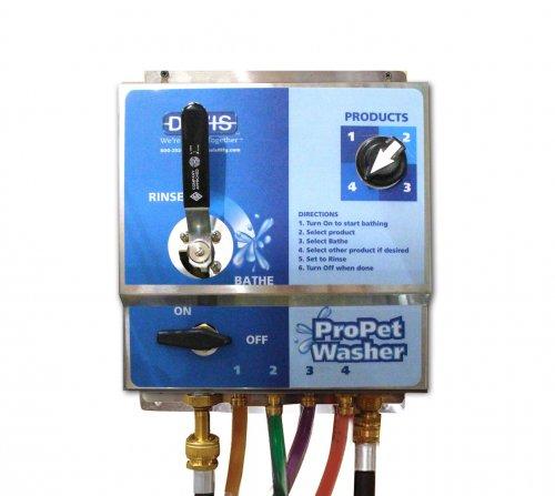 Davis ProPet Washing System