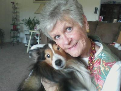 Tobi & Mommy.