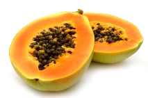 papaya seed for worms