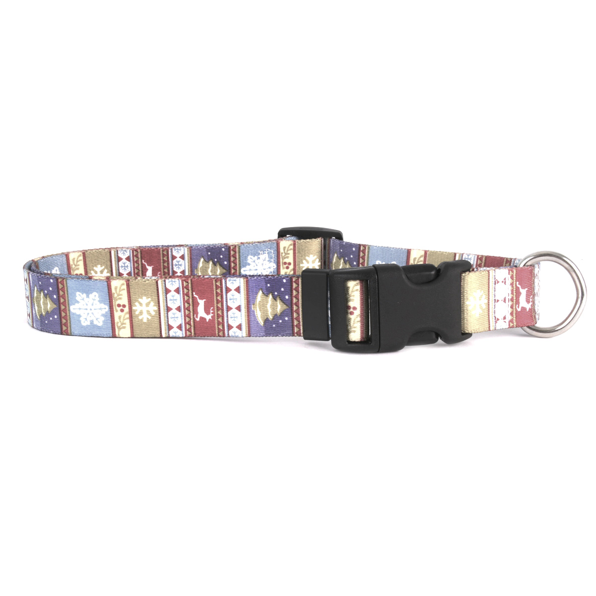 Yellow Dog Design Ski Sweater Collar, Harness & Leash