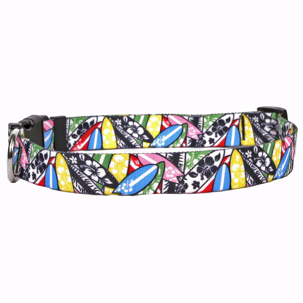 Yellow Dog Design Surfboard Collar, Harness & Leash