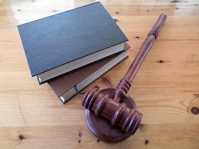 book of regulations and gavel